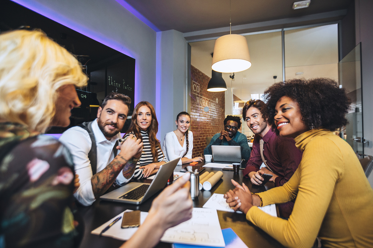 Report: Pursuing the potential of all employees
