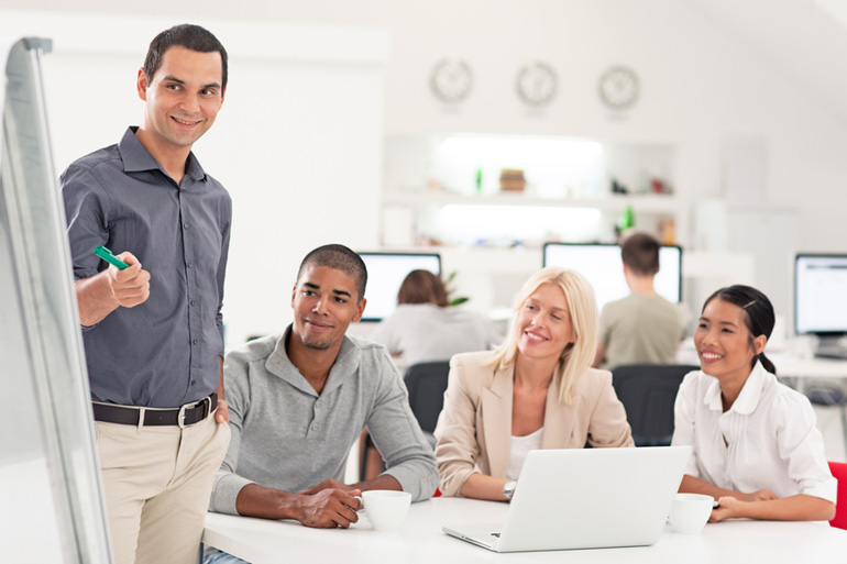 Pump Up Your Change Management Competencies