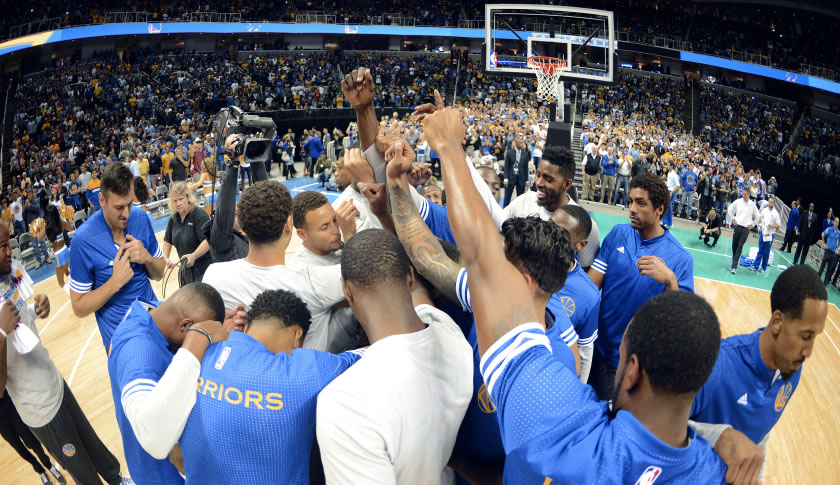 What Businesses Can Learn from the Golden State Warriors