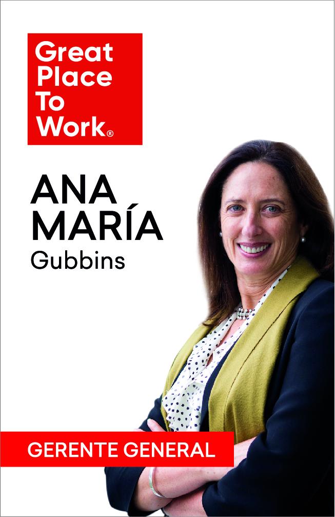 Ana María Gubbins