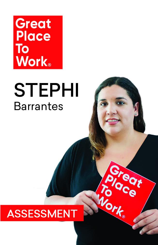 Stephanie Barrantes