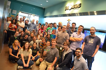 Insomniac Games, Inc. Employee Photo