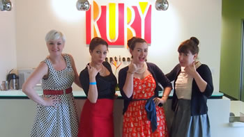 Ruby Receptionists Employee Photo