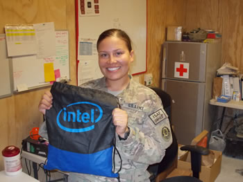 Intel Armed forces