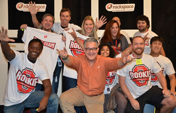 Rackspace Rackers