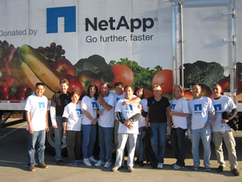 NetApp Employees