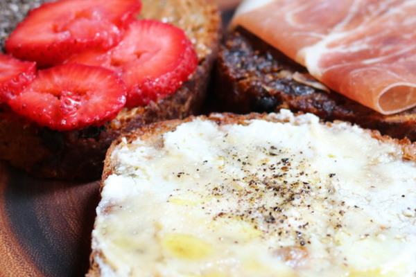 3 Energy-Boosting Toasts You Need to Try