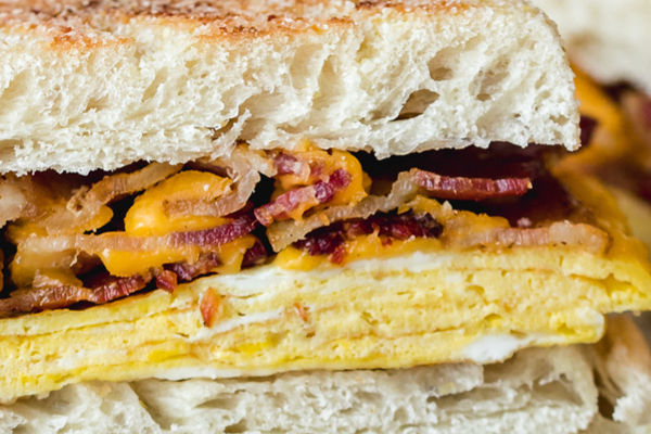 Start Your Morning With Our New Breakfast Sandwiches