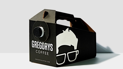 Box of Greg: Slow Jam (decaf)