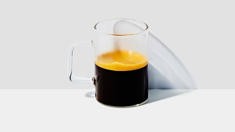Espresso over Ice