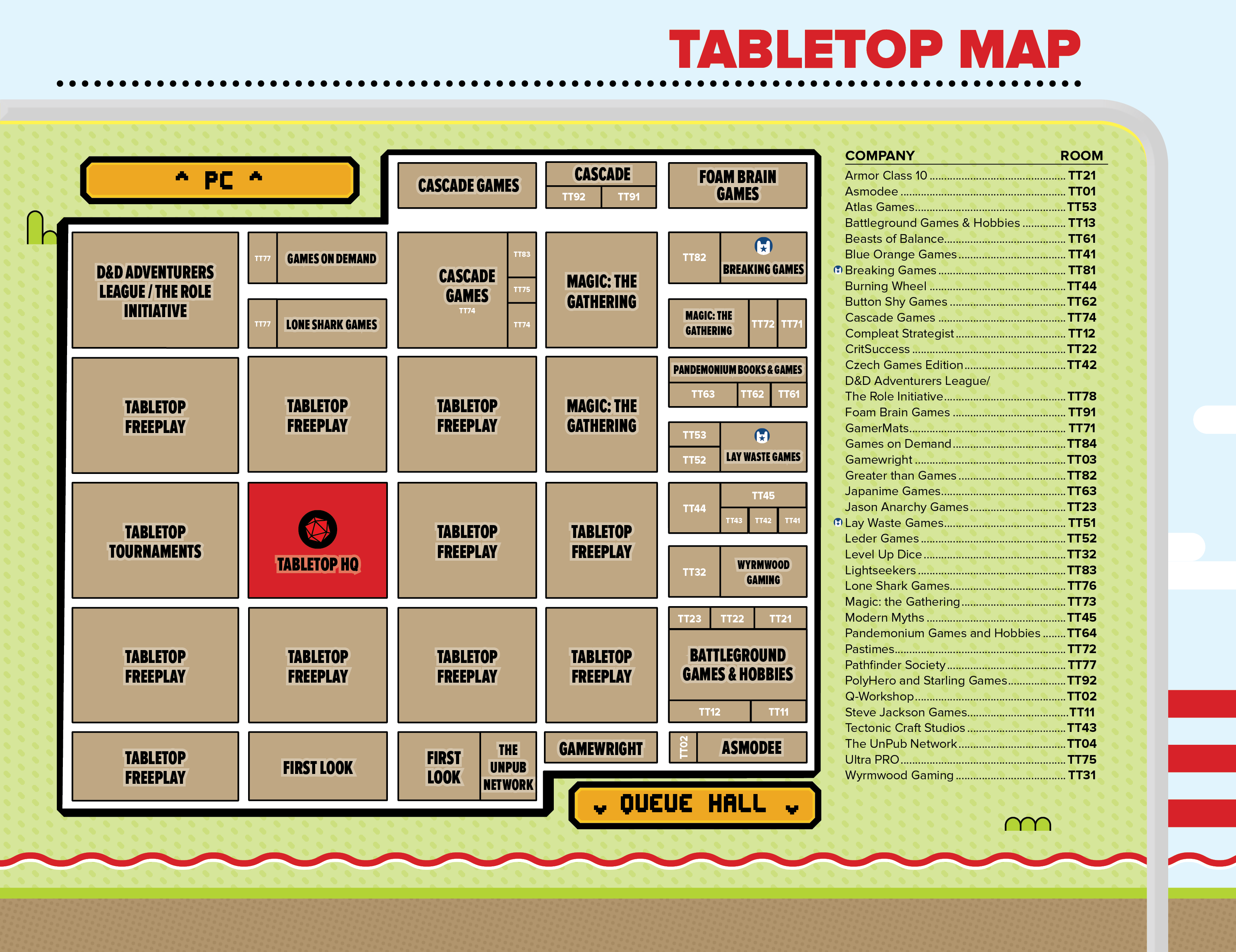 The Tabletop Gamer S Guide To Pax East 2018 Penny Arcade