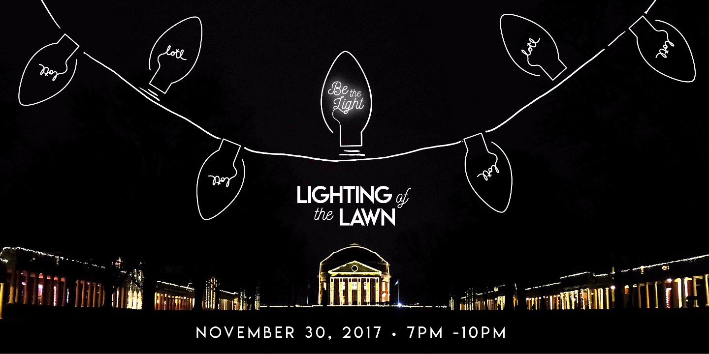 & Lighting of the Lawn on Guidebook