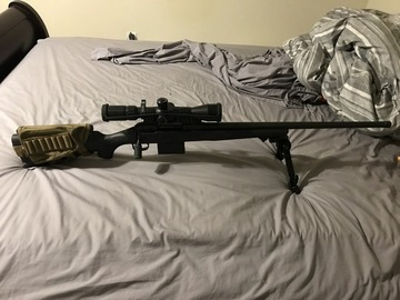 First Precision Rifle at Gunhive.com