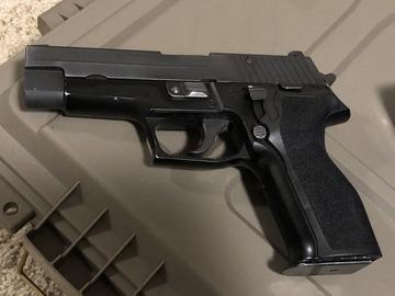 Sig P226 at Gunhive.com