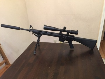 Long Range AR at Gunhive.com