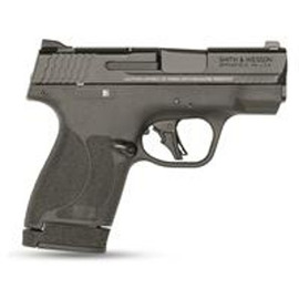 """Smith & Wesson M&P Shield Plus, Semi-automatic, 9mm, 3.1"""" Barrel, Manual Safety, 13+1 Rounds at Gunhive.com"""