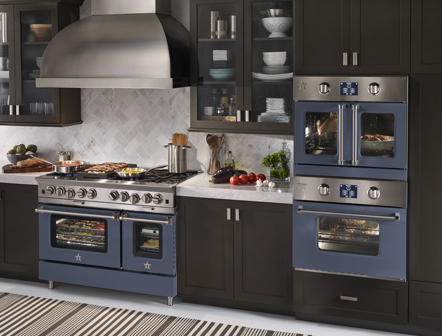 BlueStar Electric Wall Oven: Aesthetics & Function