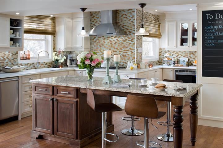 Incomparable Thermador Traditional Kitchens