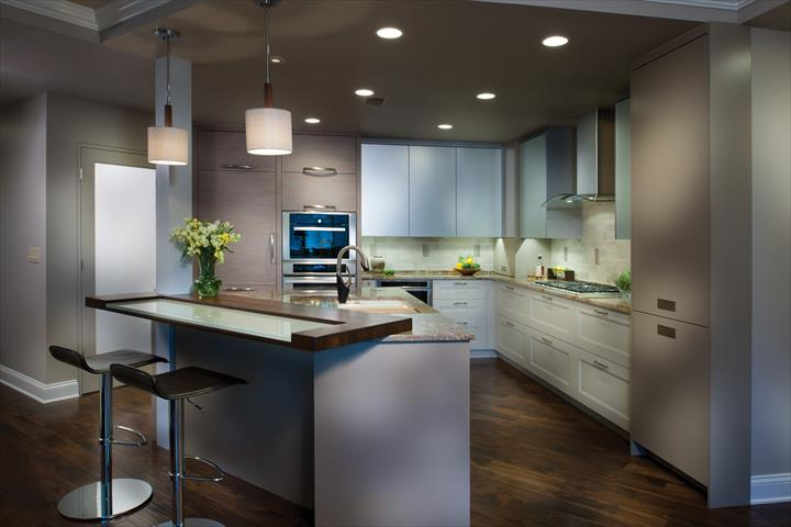 Beautiful and Original Thermador Modern Kitchen