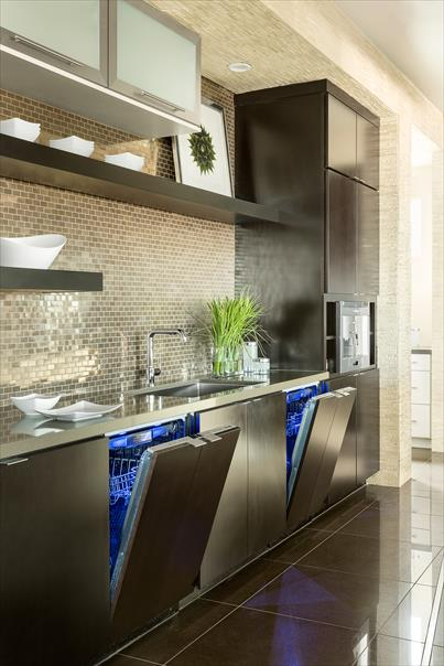 Innovative and Elegant Thermador Kitchen