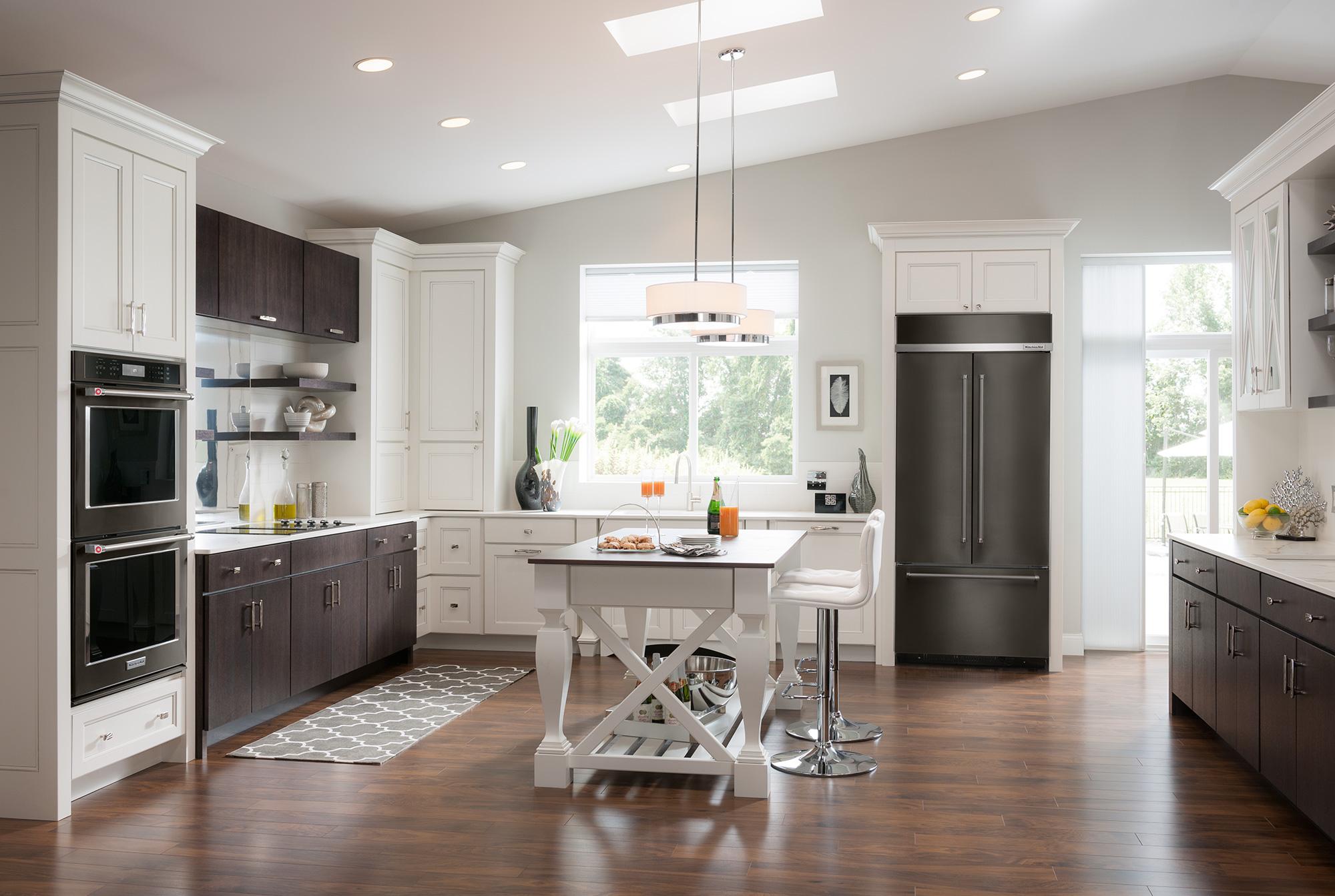 Beautiful and Innovative KitchenAid Kitchen