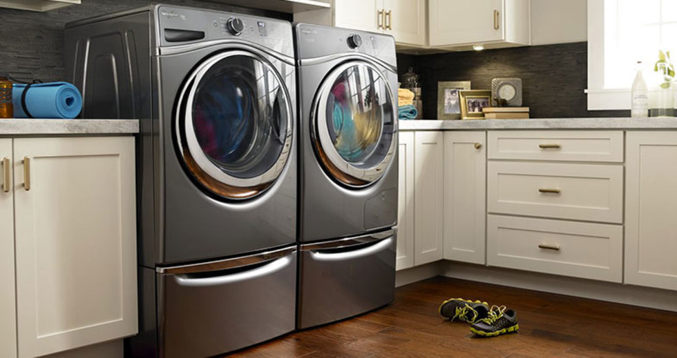 Whirlpool's HybridCare Ventless Dryers