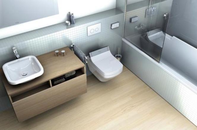 Toilet, Toilet, on the Wall