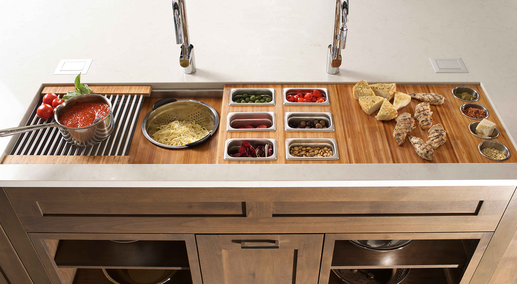 How The Galley Sink Works For You