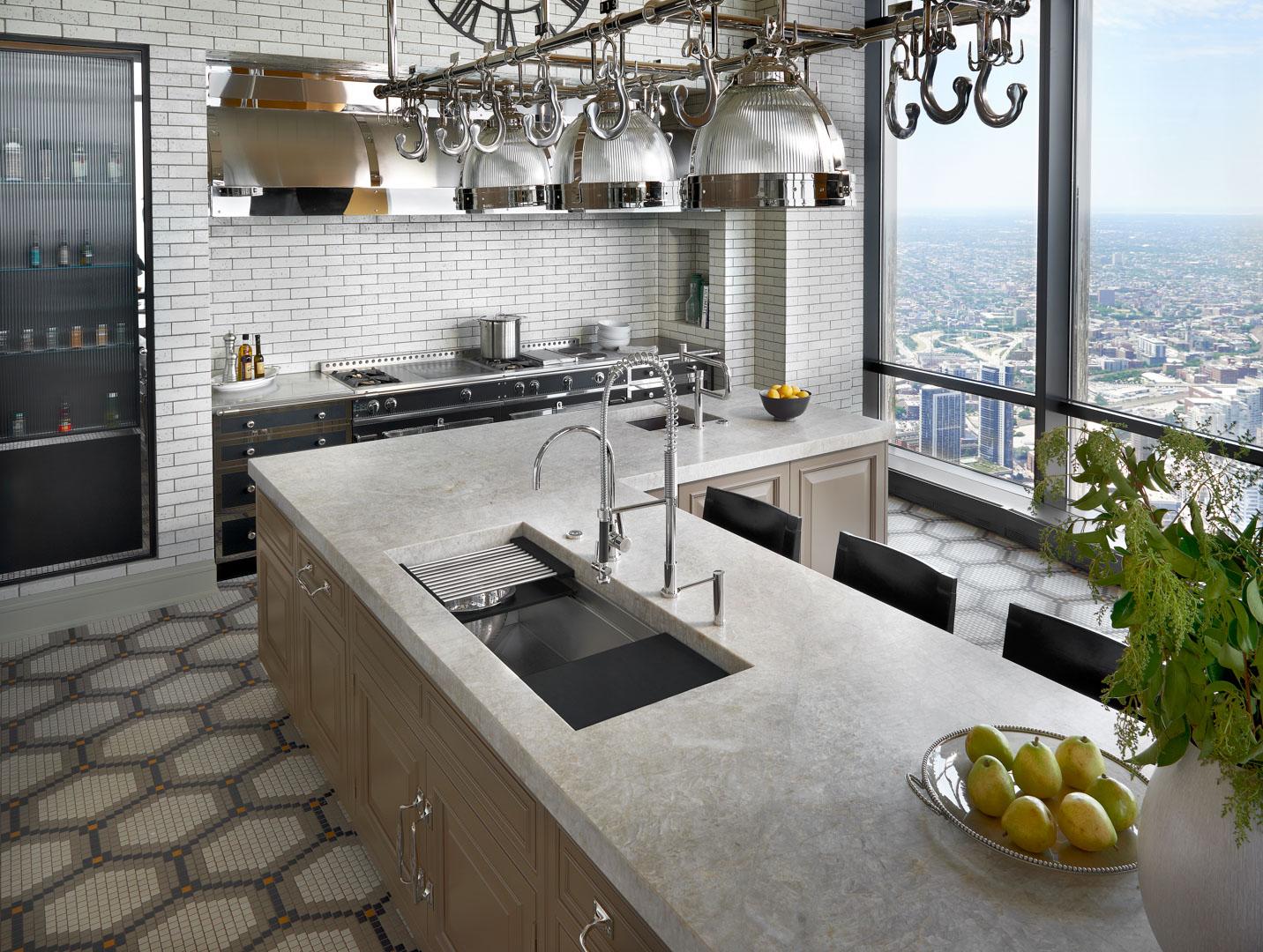Chicago High Rise Kitchen