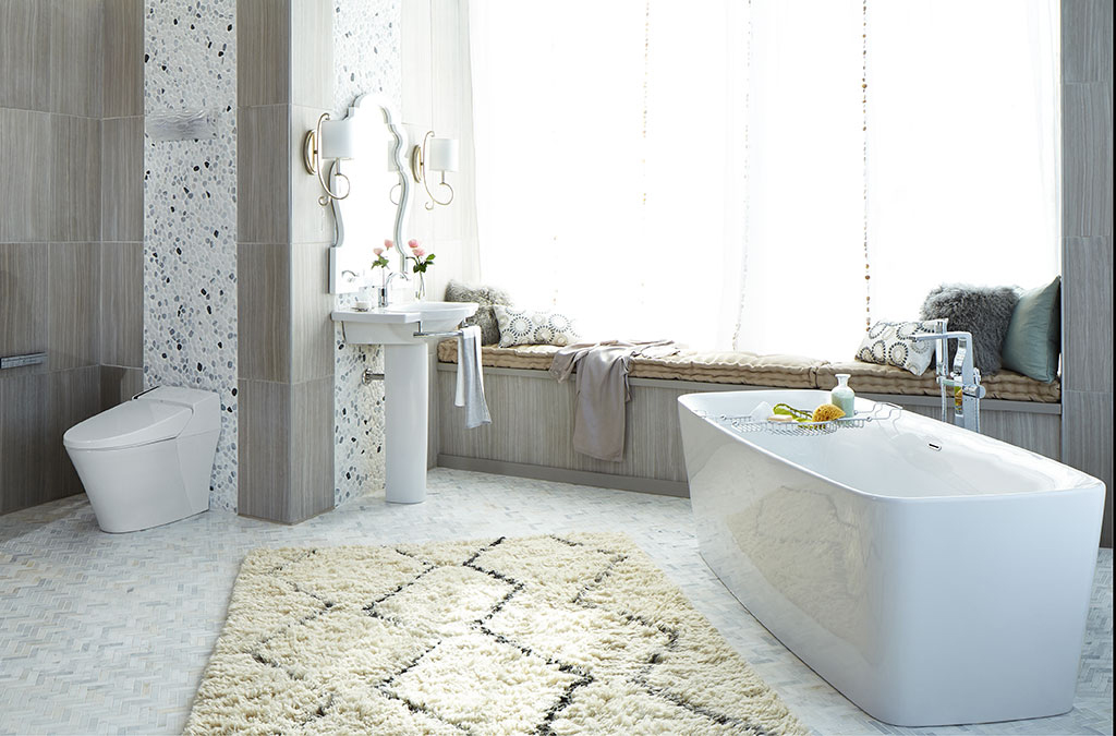 DXV Luxury Bathroom