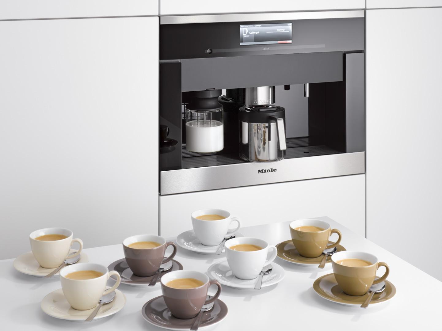 Miele Coffee Systems
