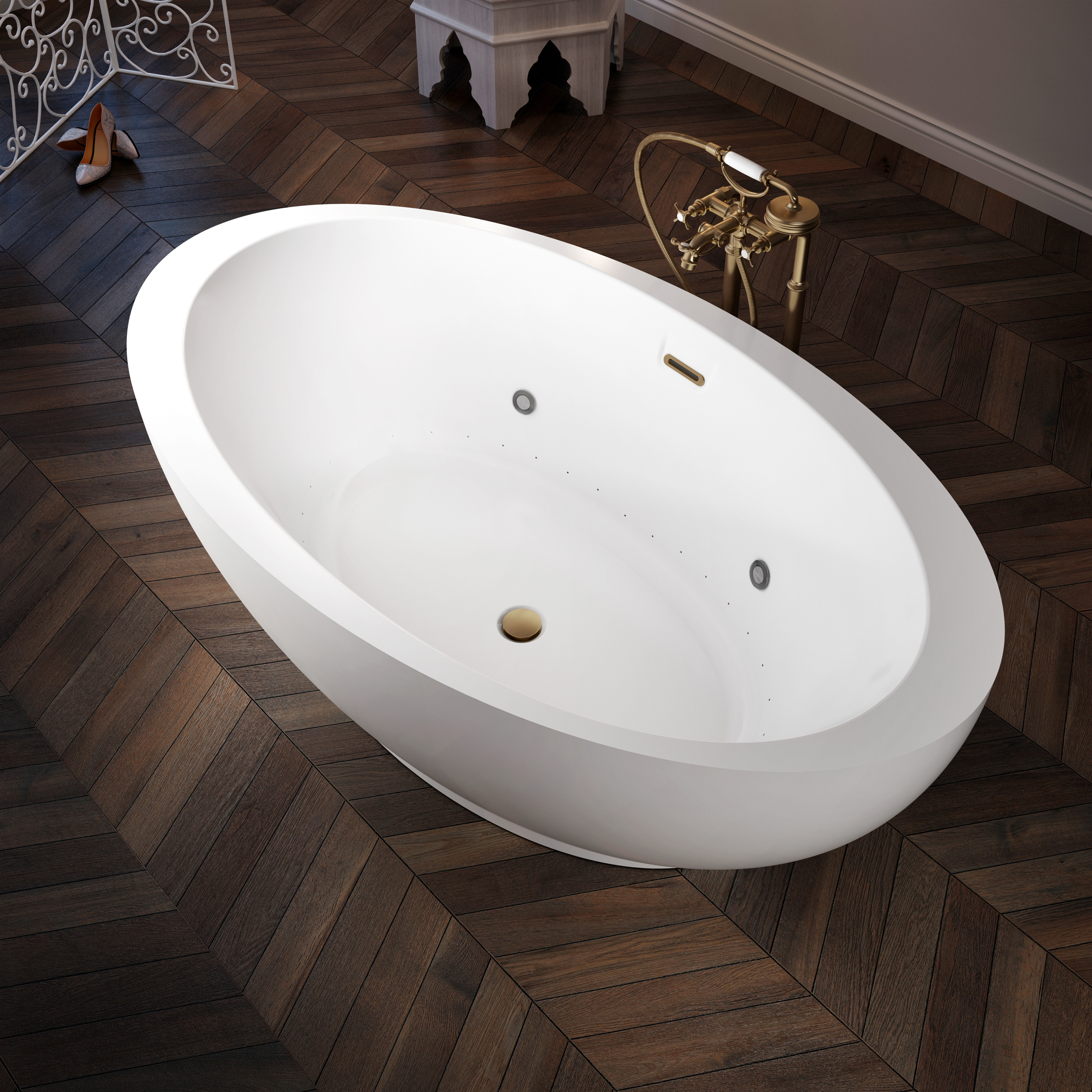 Bain Ultra Opalia Therapeutic Baths