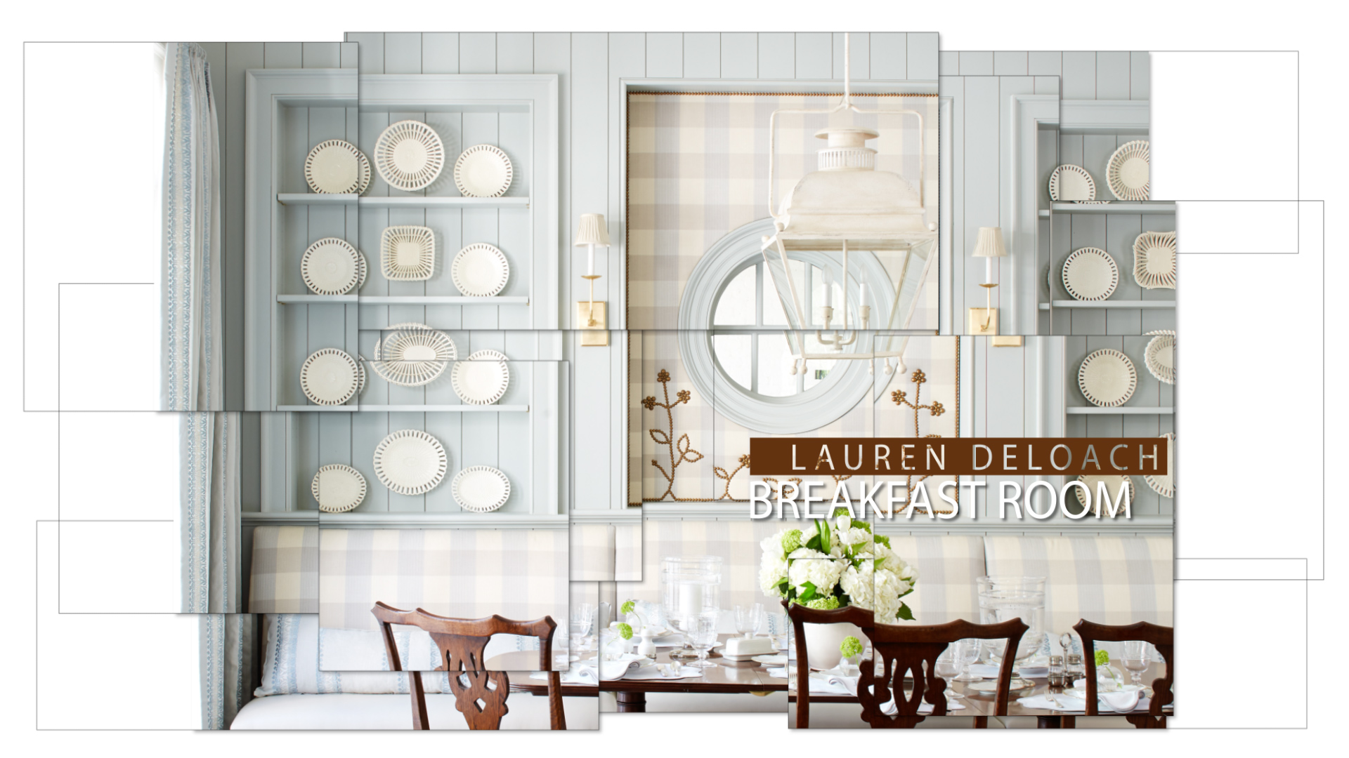 AH&L Southeastern Showhouse Designer Interview: Lauren DeLoach