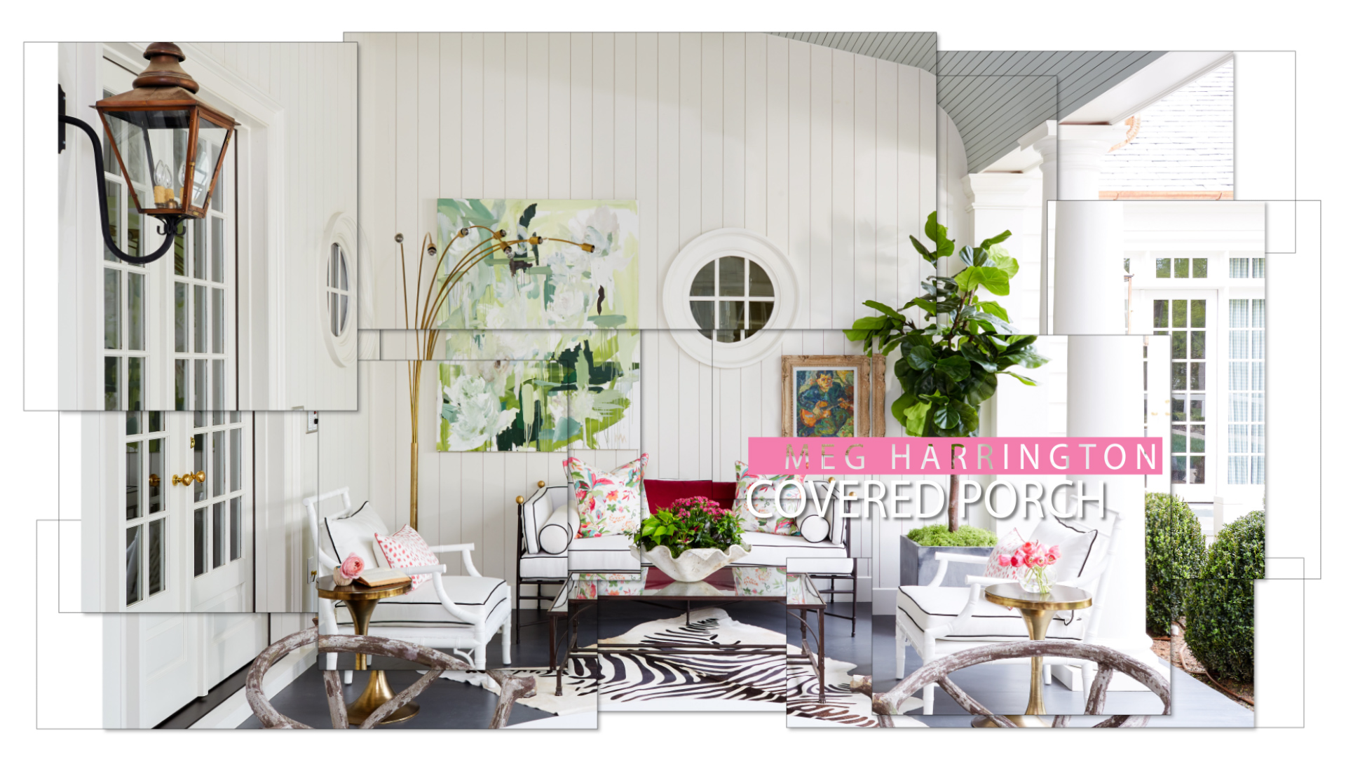 AH&L Southeastern Showhouse Designer Interview: Meg Harrington