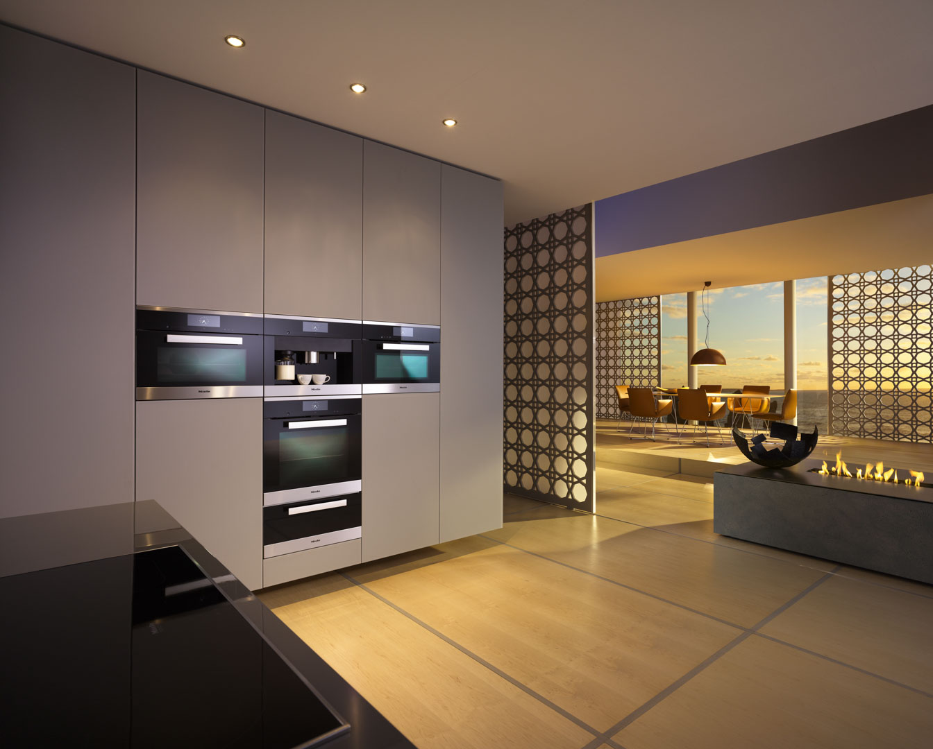 Miele Incomparable Kitchens