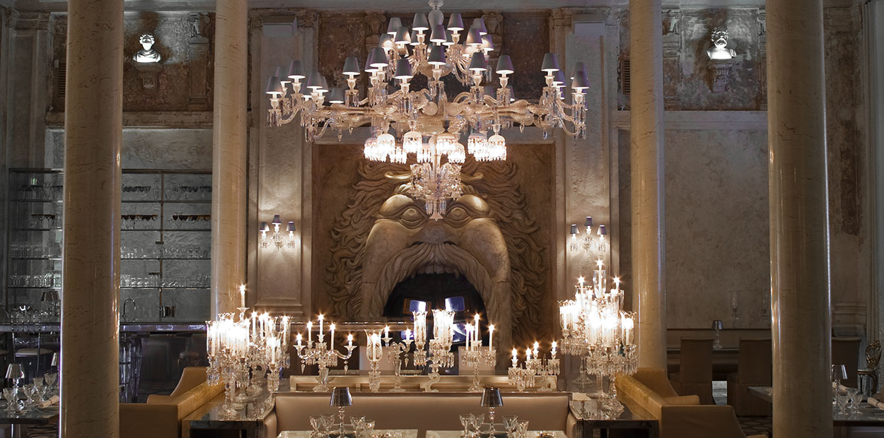 Baccarat Luxury Lighting
