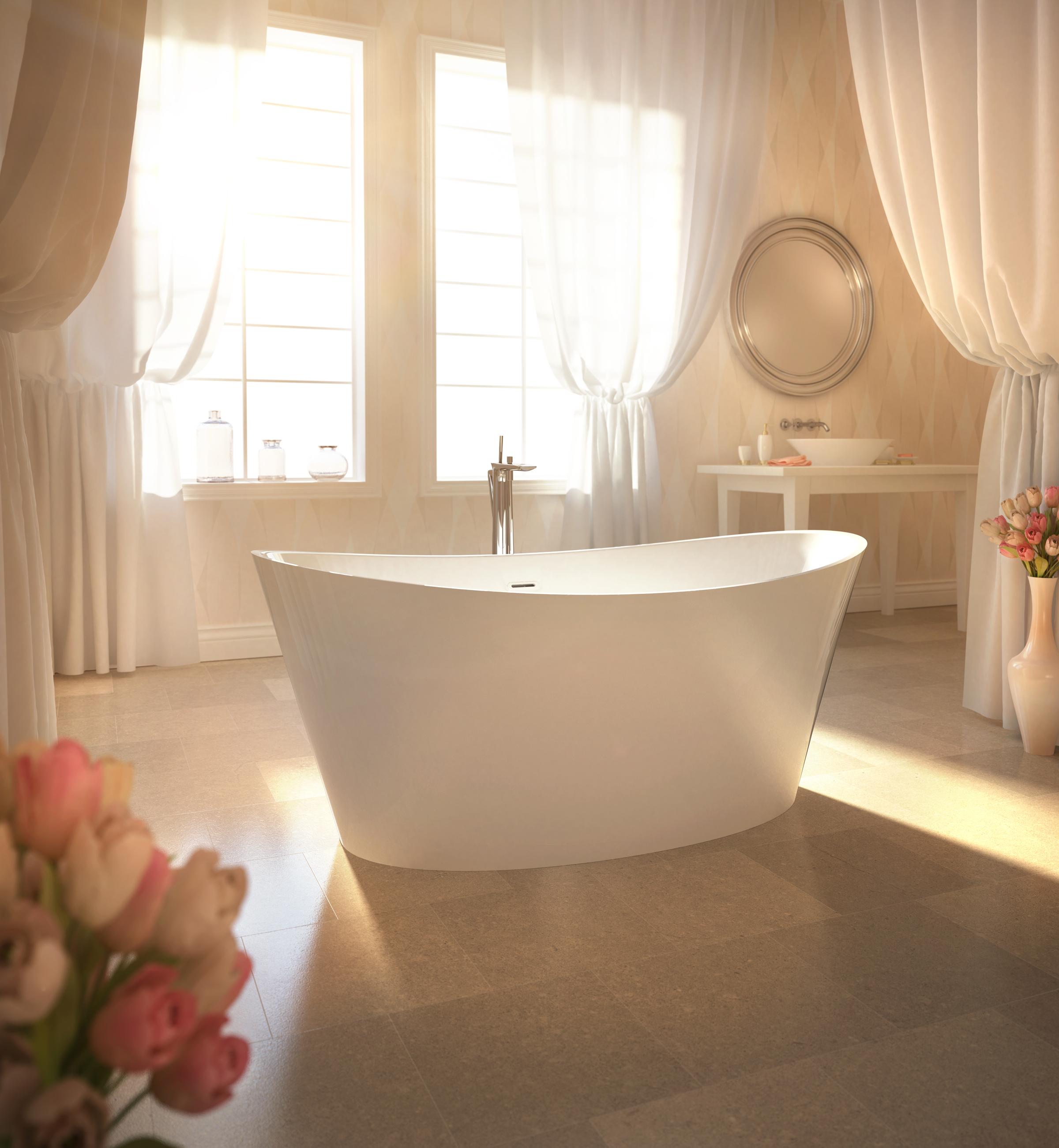 Bain Ultra Beautiful Evanescence Oval Therapeutic Baths