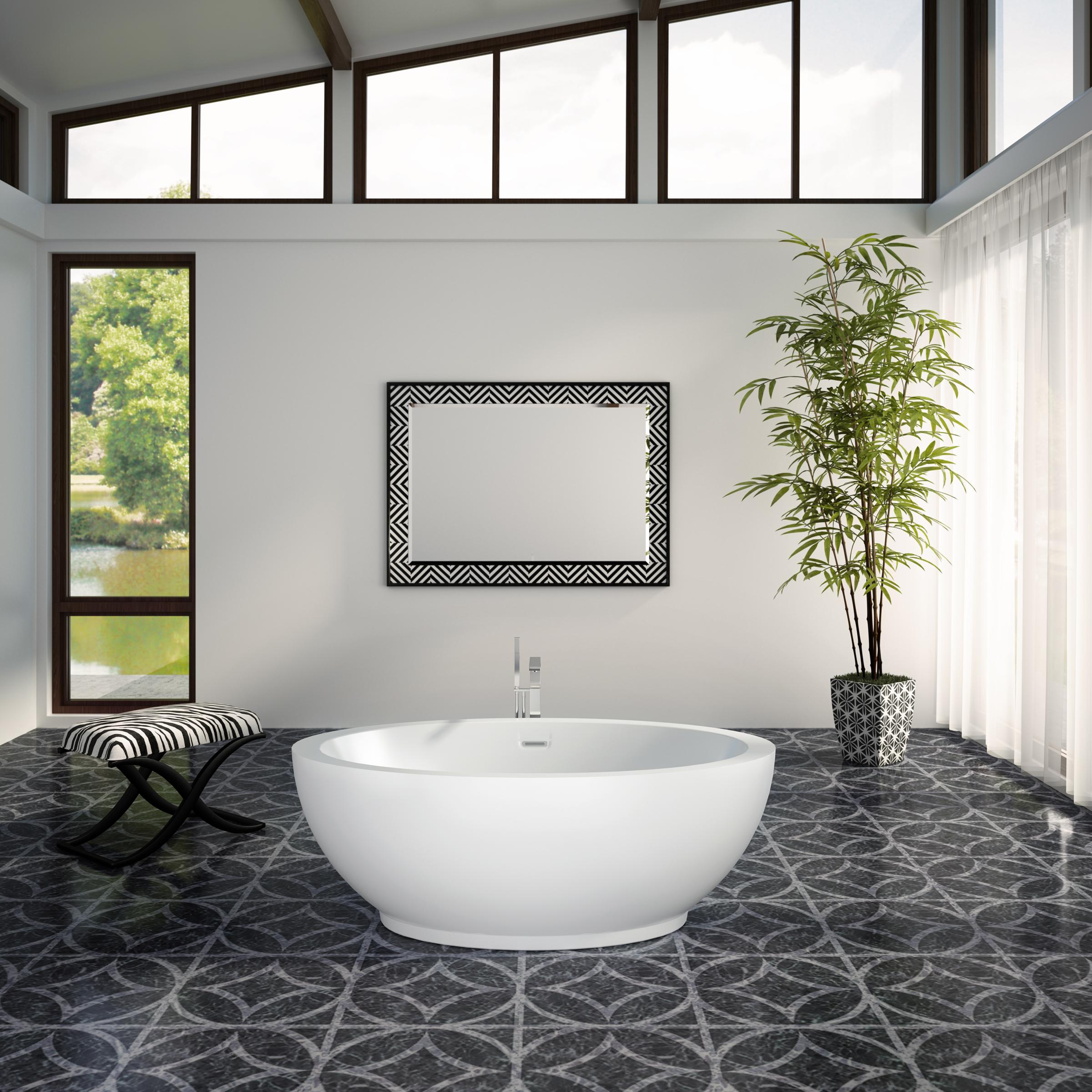 Bain Ultra Opalia Centered Eclipse Therapeutic Baths