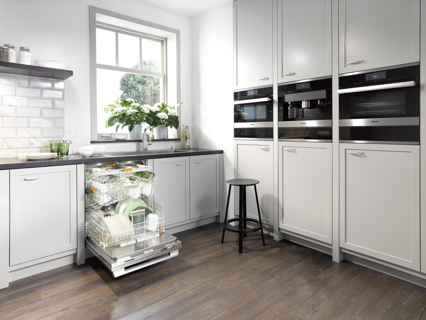 Miele Elegant Kitchen