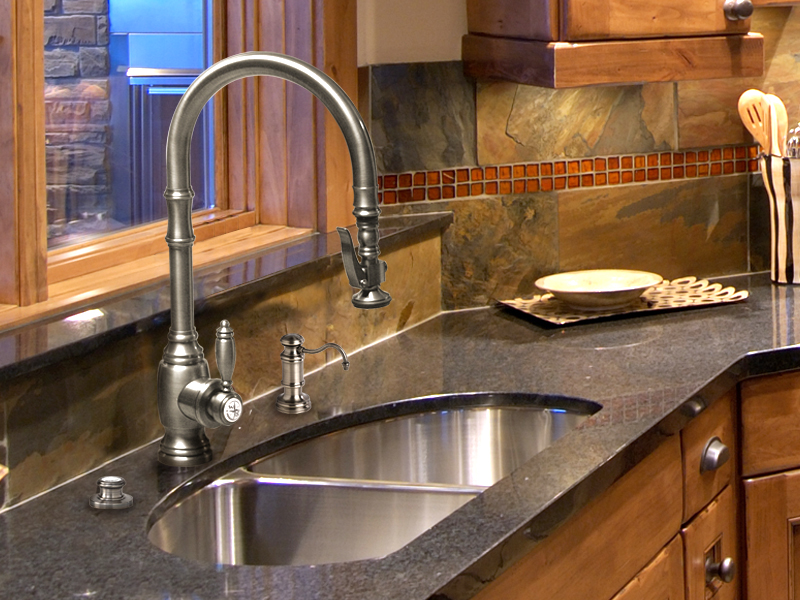 Waterstone Rancho Faucet