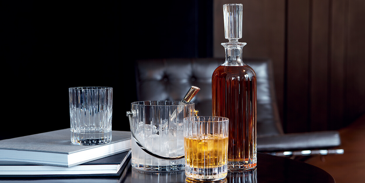 Baccarat Whiskey Decanters