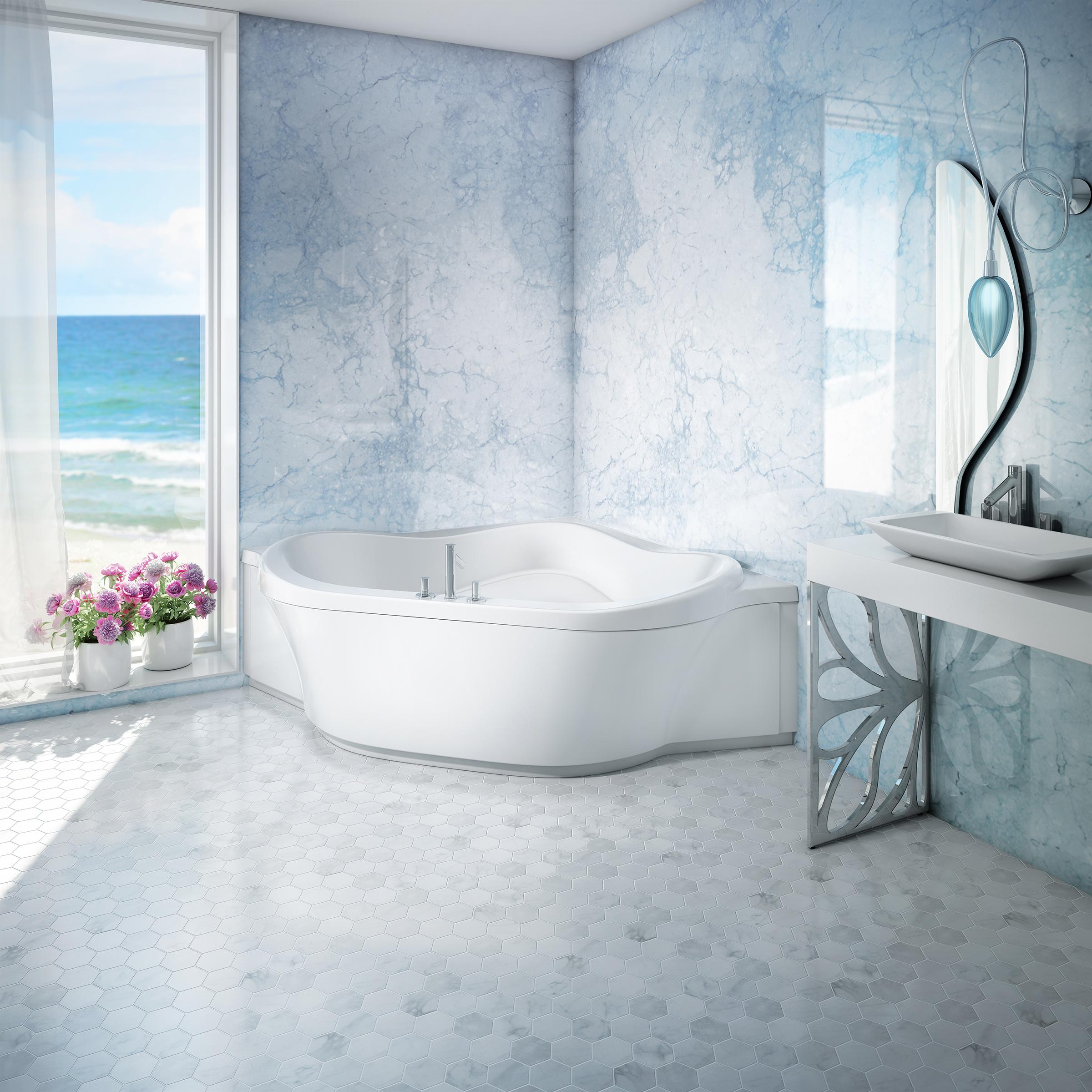 Bain Ultra Amma Rectangular Therapeutic Baths