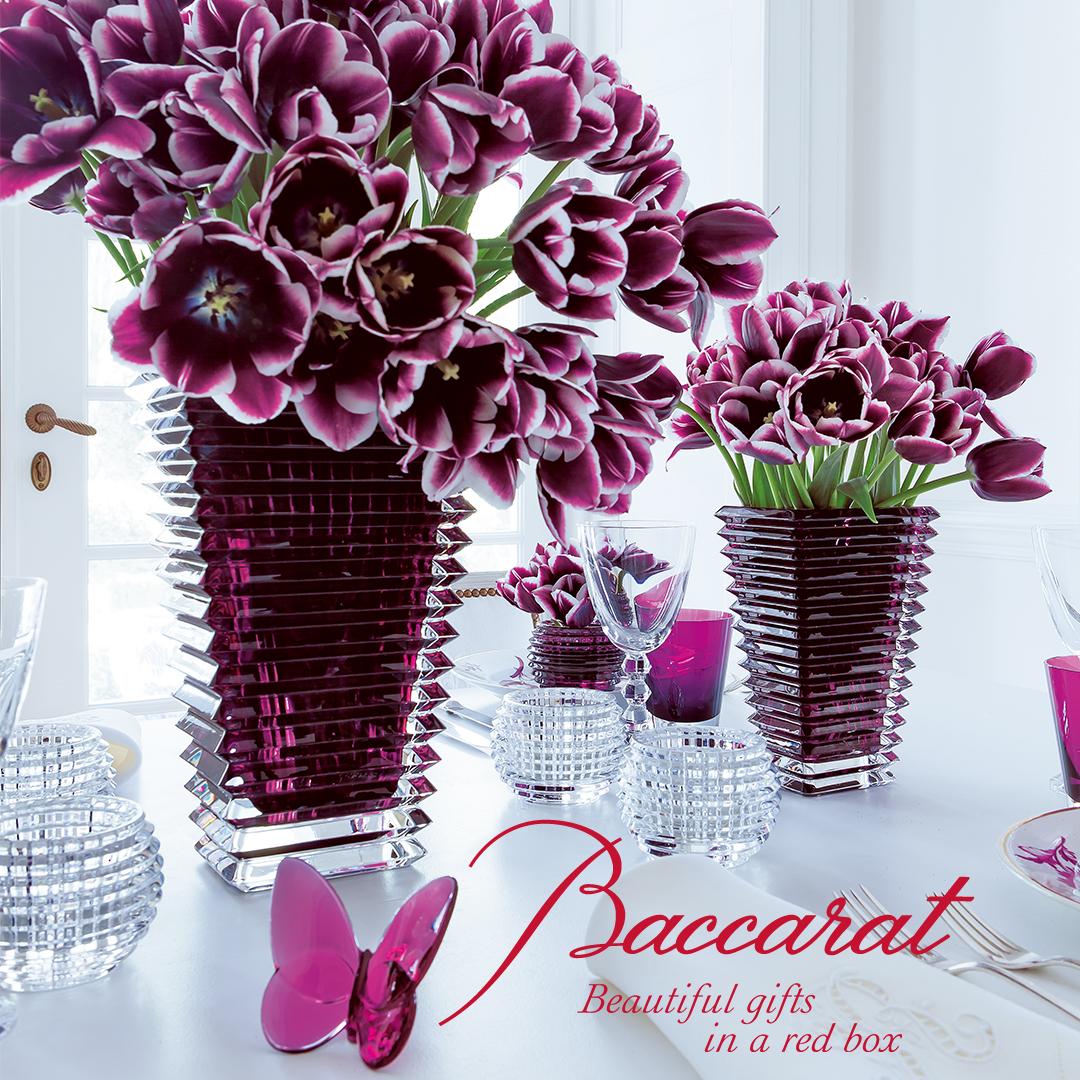 Baccarat Romantic Bloom
