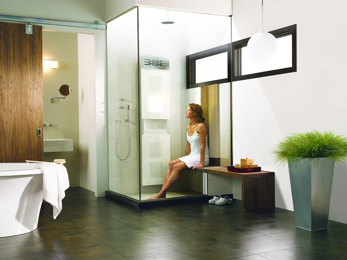 Bain Ultra Incredible Vedana Steam Therapy