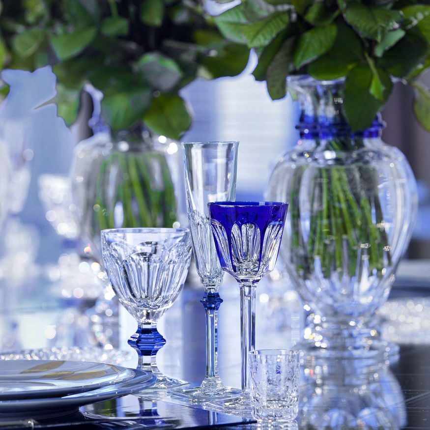 Baccarat Harcourt Rhin Bleu