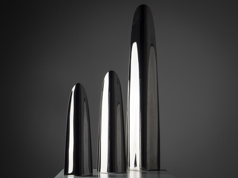 Georg Jensen Elegant Silver Display