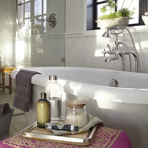 DXV Lofty Bathroom Visions