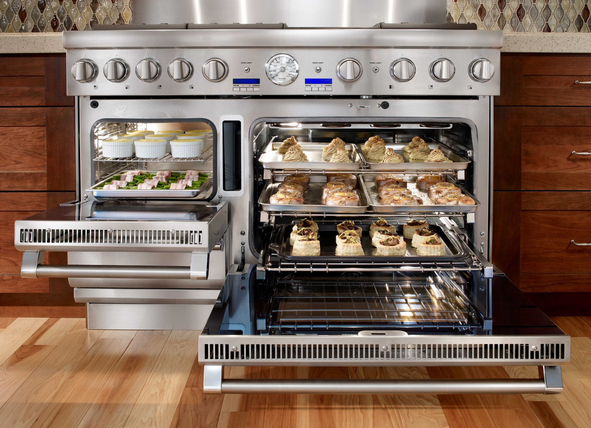 Thermador Unique Oven Ranges