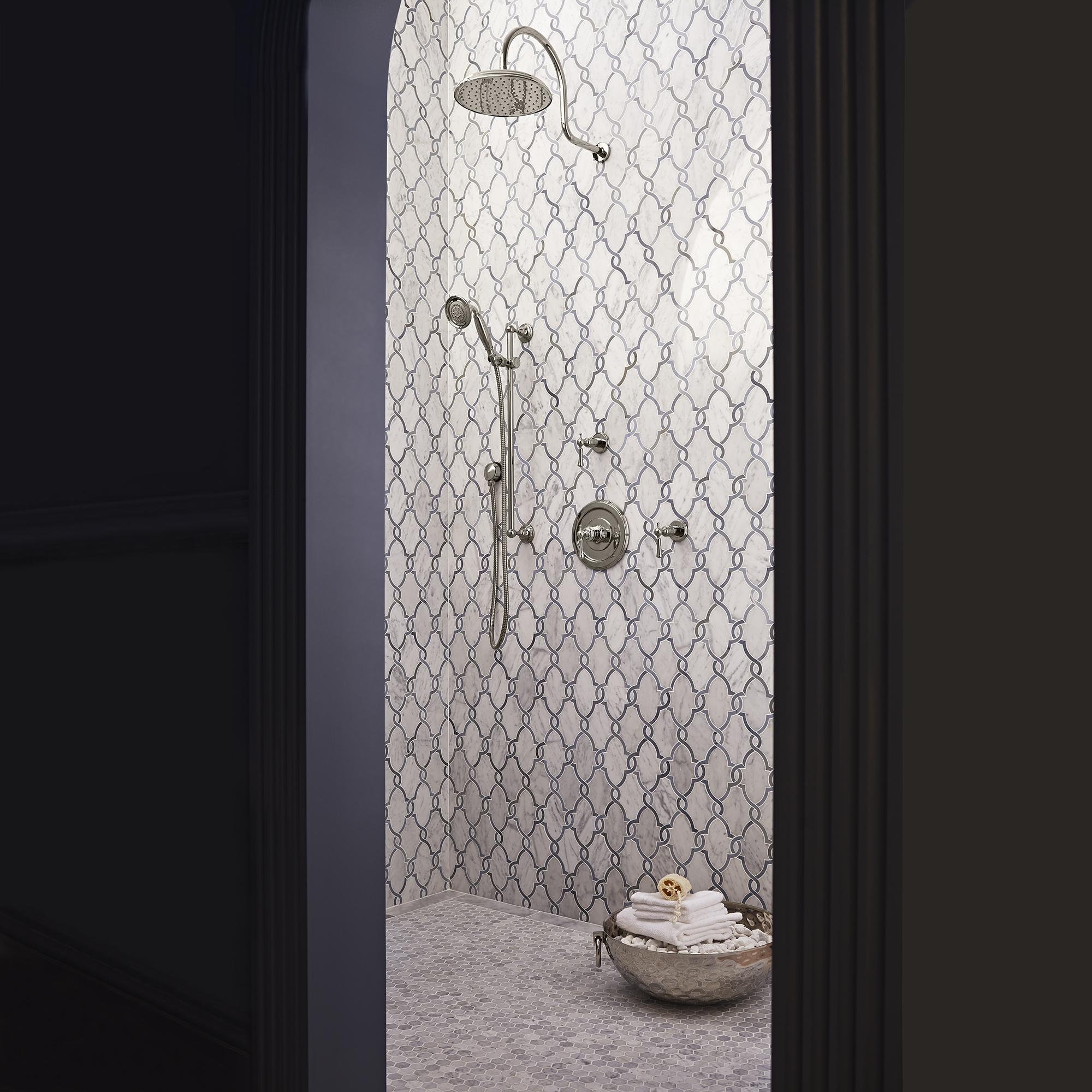 DXV Modern Gatsby Shower
