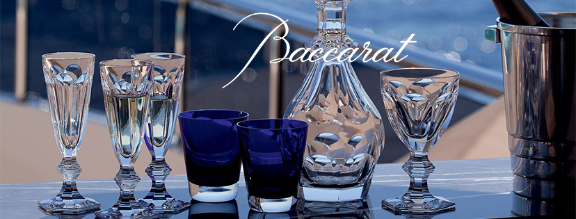 Baccarat Blue Holiday Gifts